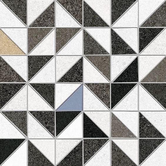 Patchwork en decor tegels
