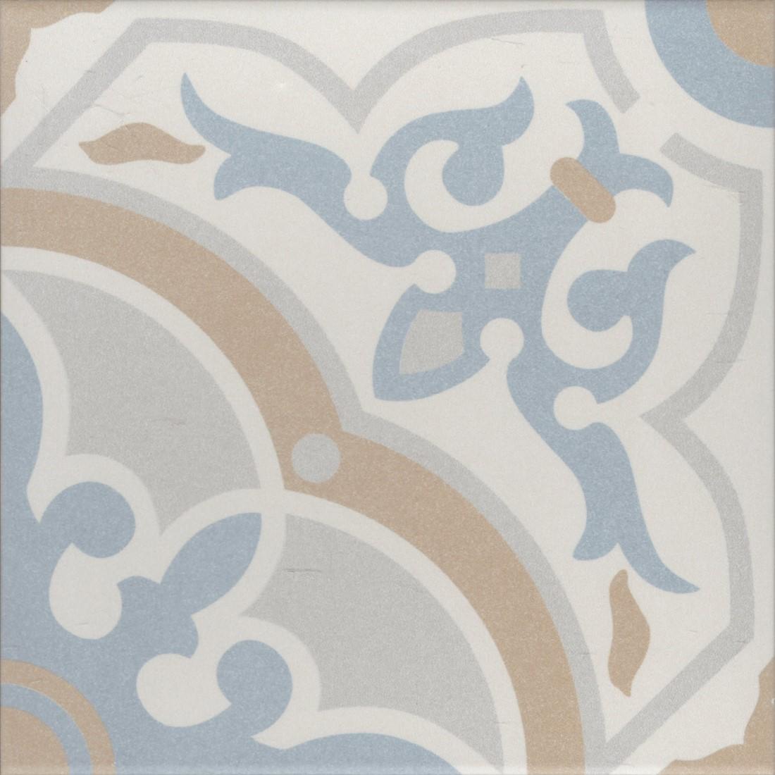 Greatine Bleu tegel
